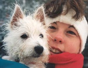 puber Bobby in de eerste winter
